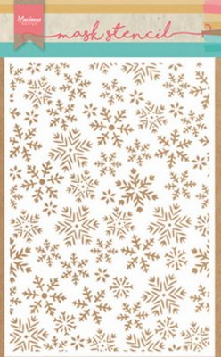 Marianne Design - Stencil - Snöstjärnor