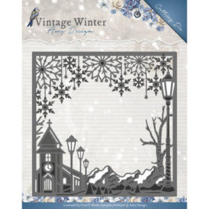 Amy Design - Village frame square