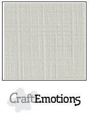 Cardstock - Linen - Pastell Cream