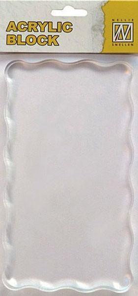 Nellie Snellen - Akrylblock 16x9 cm