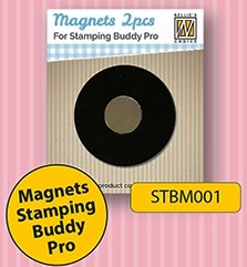 Magneter till stamping buddy pro