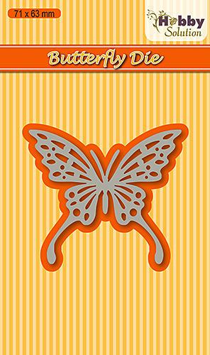 Nellie Snellen - Hobby solution - Butterfly 2