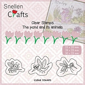 """Nellie Snellen Clear stamps insetcs"""""""
