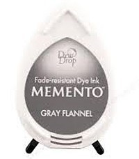 Stämpeldyna - Memento - Gray Flannel