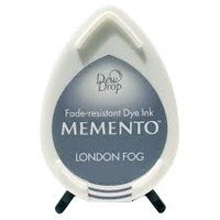 Stämpeldyna - Memento - London fog