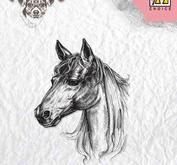 Nellie Snellen - Clearstamp - Horse