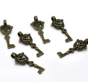 1 st gammeldags nyckel