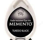 Stämpeldyna - Memento - Tuxedo Black