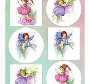 Marianne Design - Klippark -Flower faries 1