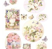 Marianne Design - Klippark -Mattie Mooiste zomer bloemen 2