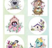 Marianne Design - Klippark-Birdhouses