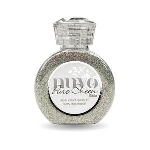 Tonic Nuvo pure sheen glitter 100ml mirror ball