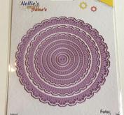 Nellie Snellen - Multi frame die - Round Doily 2