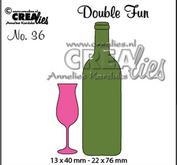 Crealies -  Double fun