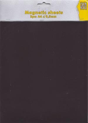 Nellie Snellen -Magnetark - A4