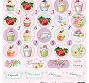 scrapberrys - aternoon tea collection - cupcakes