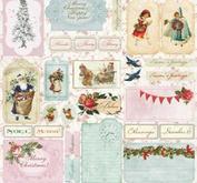 scrapberrys - winter joy- cards