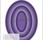 Crea-Nest-Lies XXL - 71 Ovaler