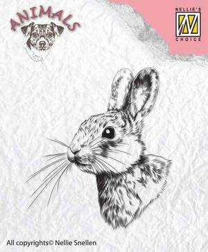 Nellie Snellen - Clearstamp - Rabbit