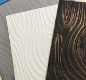 8. Inspiration embossing folders.