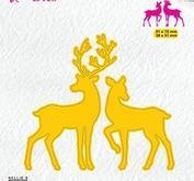 Nellie Snellen Shape die - Deer