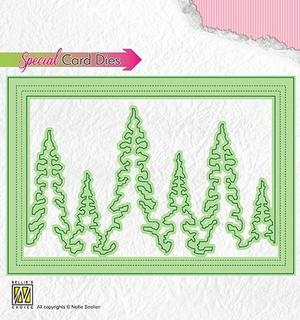 Nellie Snellen - special card dies - Pinetrees