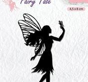Nellie Snellen - clearstamp - Silhoutte - Fairy tale 8