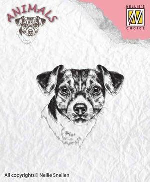Nellie Snellen - Clearstamp - Dog