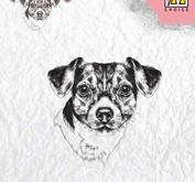 Nellie Snellen - Clearstamp - Dog