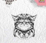 Nellie Snellen - Clearstamp - Cat