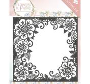Precious Marieke - Floral frame