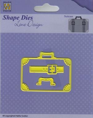 Nellie Snellen - Shape dies -Suitcase
