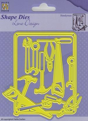 Nellie Snellen - Shape dies -Handyman