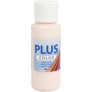 Plus Color hobbyfärg, pale rose,