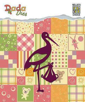 Nellie - Snellen - Dada Dies - stork