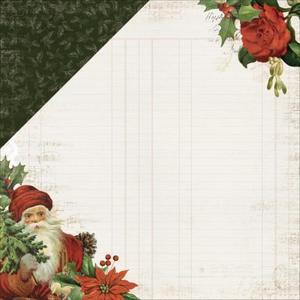 """Kaisercraft - Letters to Santa 12""""x12"""" 2389"""