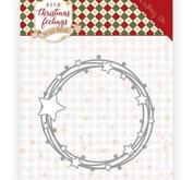 Precious Marieke -  warm christmas feelings -star circle