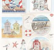 Marianne Design - Klippark-Seabreeze 1