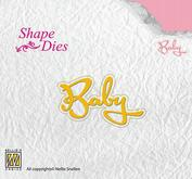 Nellie  Snellen - Shape Dies - Baby