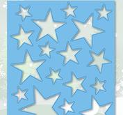 Nellie Snellen - Layered combi dies - Rektangle Star A