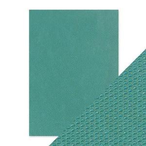 Tonic Studios - Embossed paper -Mermaids tail