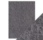 Tonic Studios - Embossed paper -Crushed metal