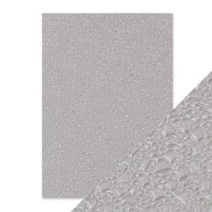 Tonic Studios - Embossed paper -Broken glass