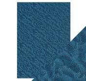 Tonic Studios - Embossed paper -deep sea dive