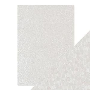 Tonic Studios - Embossed paper -freshwater pearls