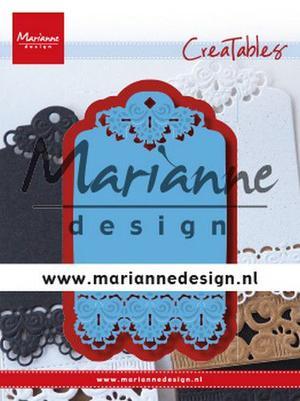 Marianne Design - Creatables - tag