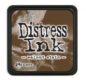 1 st stämpeldyna Distress Ink walnut stain - mini