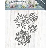 PRECIOUS MARIEKE DIE -ice flowers