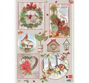 Marianne Design - Klippark-  country christmas 2