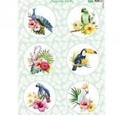 Marianne Design - Klippark- tropical birds